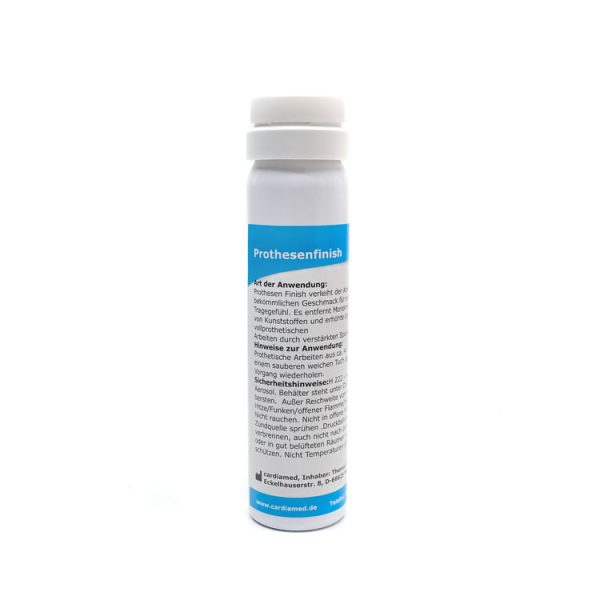 Prothesenfinish - Dose / 75ml