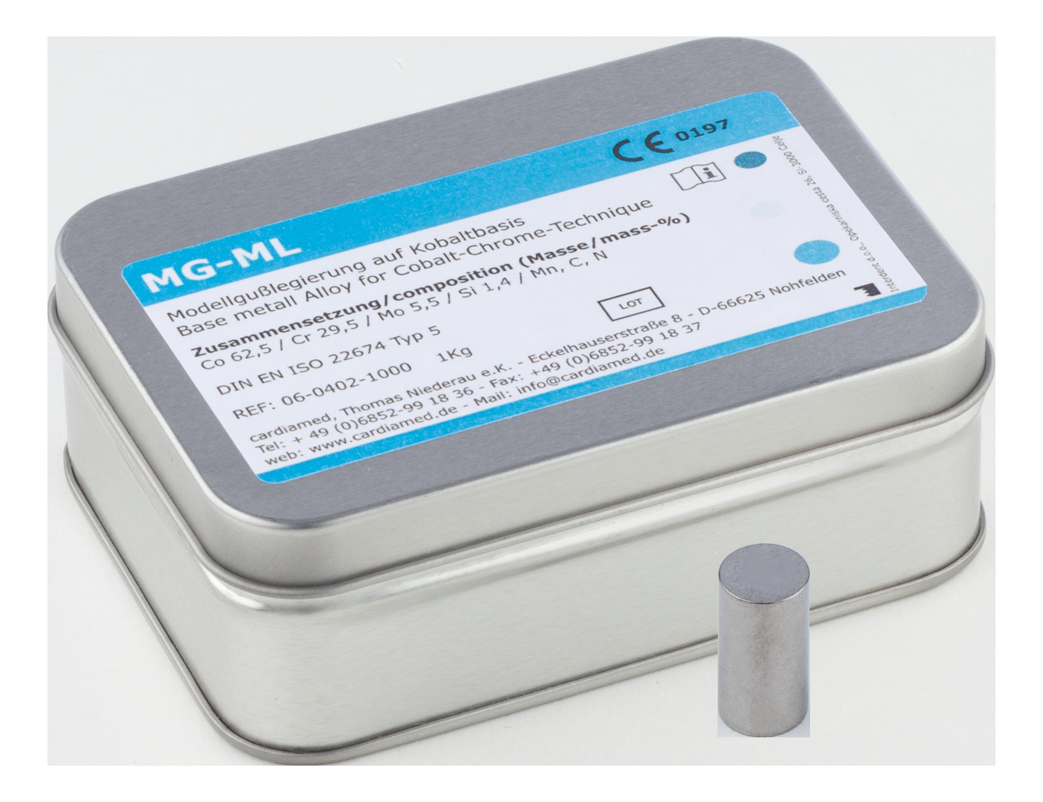 MG-ML Modellgussleg.
