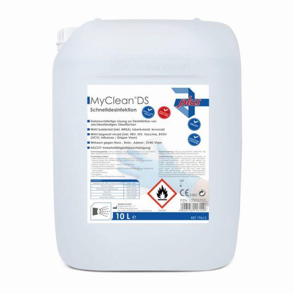 MaiMed® MyClean DS alkoholische Fäschendesinfektion